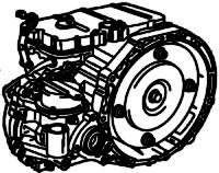 RL3F01A, RN3F01A <br>3-Speed Automatic Transmission<br>FWD, Wihout Lock Up, Hydraulic Control<br>Manufacturer: Nissan 1982-1990