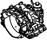 SR410, SR412, SR413, RB413, RB414<br>4-Speed Automatic Transmission<br>FWD, Eletronic Control<br>Manufacturer: Suzuki 1999-up