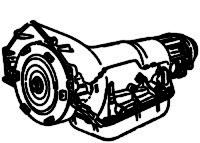 TH400, 3L80, M40<br>3-Speed Automatic Transmission<br>RWD, Hydraulic Control<br>Manufacturer: General Motors 1964-1991