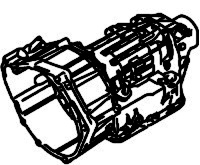 TW-40E, TW-40LS, TW-40LE, SN413<br>4-Speed Automatic Transmission<br>RWD, Eletronic Control<br>Manufacturer: Suzuki 1998-up