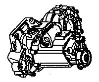 02K, MQ200-5<br>5-Speed, Manual Transmission FWD<br>Manufacturer: Volkswagen AG 1996-2006