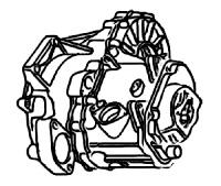 02T, MQ200-5<br>5-Speed Manual Transmission FWD<br> Manufacturer: Volkswagen AG 2000-up