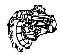0CF, MQ100-5F <br>5-Speed Manual Transmission FWD<br>Manufacturer: Volkswagen AG  2011-up