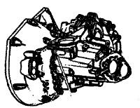 B6, B6+, 6MTT250<br>6-Speed Manual Transmission<br>FWD, Getrag, Durashift<br>Manufacturer: Ford 2010-up