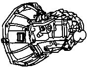 C550, 20TT<br>5-Speed Manual Transmission FWD<br> Manufacturer: Toyota 2005-2014