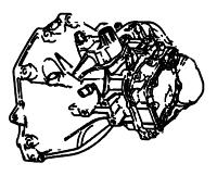 F17<br>5-Speed Manual Transmission FWD<br> Manufacturer: General Motors 1994-up