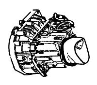 JR5<br>5-Speed Manual Transmission FWD<br> Manufacturer: Renault 2010-up