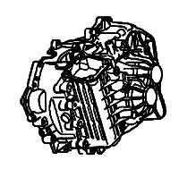 M66<br>6-Speed Manual Transmission FWD<br>Manufacturer: Ford 2003-up