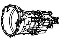 M6VR1, M6VR2<br>6-Speed Manual Transmission RWD<br>Manufacturer: Hyundai Motor Group  2009-up