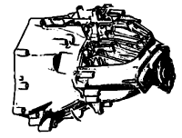 MLGU-6, MLGU6<br>6-Speed Manual Transmission FWD<br>Manufacturer: PSA 2002-up