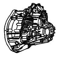 PK6<br>6-Speed Manual Transmission FWD<br>Manufacturer: Renault 2001-up