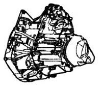 JA3<br>5-Speed  Robotised Manual Transmission<br>FWD, Manufacturer: Renault