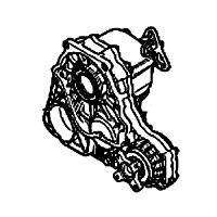 ATC350<br>Transfer Case<br>Manufacturer: Magna Powertrain 2008-2015