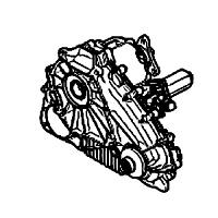 ATC400<br>Transfer Case<br>Manufacturer: Magna Powertrain  2003-2011