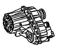 BW4409<br>Transfer Case <br> Manufacturer: BorgWarner  1997-2006