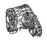 NVG225<br>Transfer Case, Full time passive Torque Biasing System<br>Manufacturer: New Venture Gear 2001-2006
