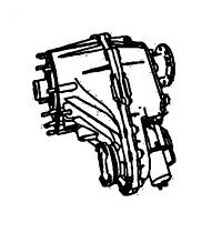 NVG245<br>Transfer Case<br>Manufacturer: New Venture Gear 2005-up