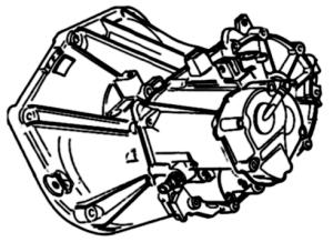 C510<br>7-Speed Manual Transmission FWD<br> Manufacturer: Fiat 2009-up