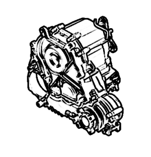 ATC35L<br>Transfer Case<br>Manufacturer: Magna Powertrain 2009-2015