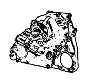 ATC45L<br>Transfer Case<br>Manufacturer: Magna Powertrain 2008-2017