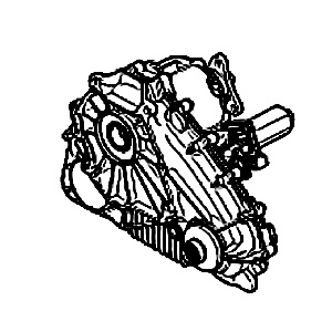 ATC500<br>Transfer Case<br>Manufacturer: Magna Powertrain 2003-2006